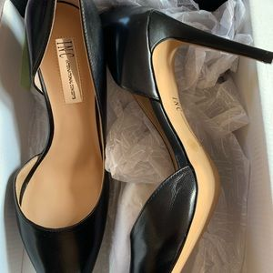 Beautiful new never worn black  pumps from INC.